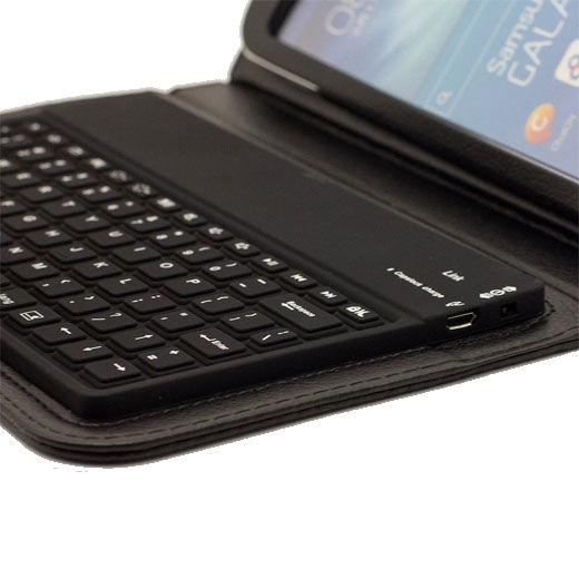 custodia galaxy tab e con tastiera