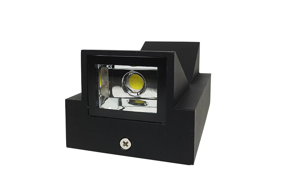 Dsi 01314 lampade a led damastoreitalia applique led 10w faro