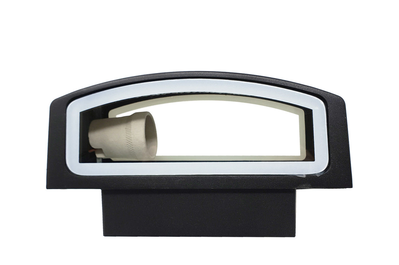 Dsi 01545 lampade a led damastoreitalia applique esterno 2 vie