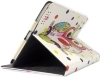 SMART COVER IPAD 2 3 4 APPLE CUSTODIA STAND GUFO GUFETTO POIS COLORATI MAGNETI