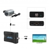 CONVERTITORE VIDEO HD AV ADATTATORE DA BNC A HDMI 720P 1080P AUDIO COASSIALE